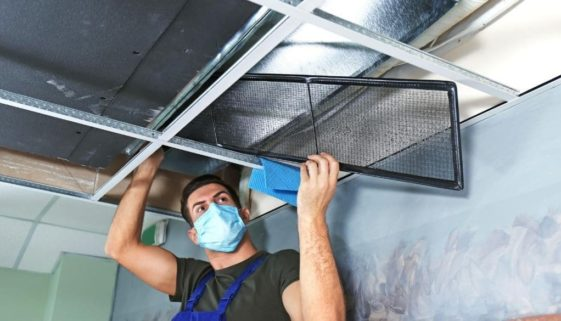 can dirty air ducts make your employees sick call air duct cleaning services