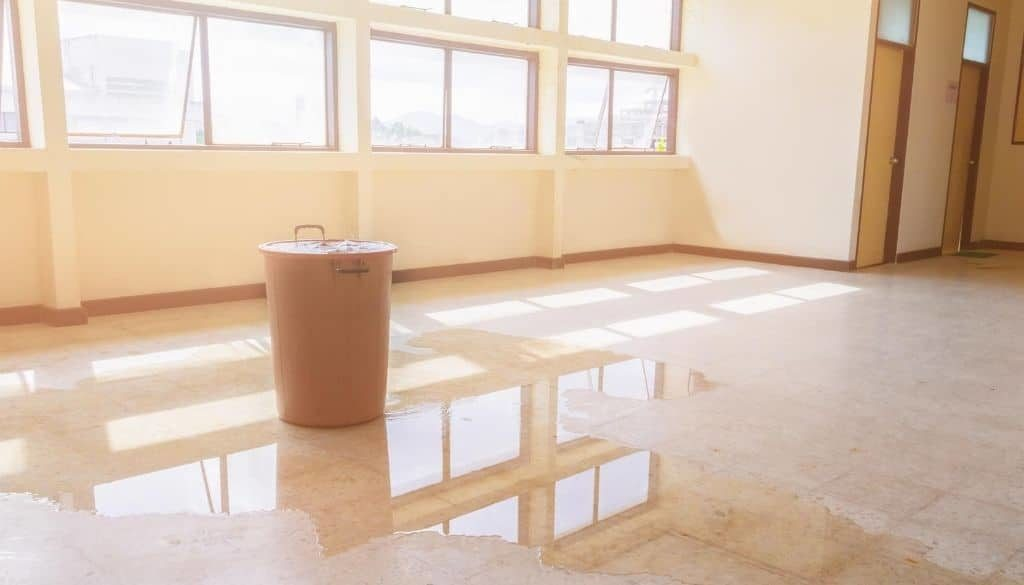 when should your business call a water damage restoration company