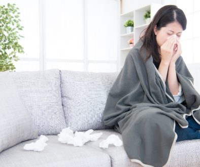 are dirty air ducts affecting your allergies